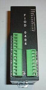 RENU FIOD-0404-R-B module déporté 4 entrées digitales 4 sorties relais