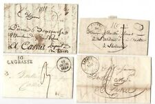 Lot de 4 Marques Postale  ( 204 )