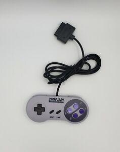 Clean Controller for Super Nintendo SNES System Super 16 Bit