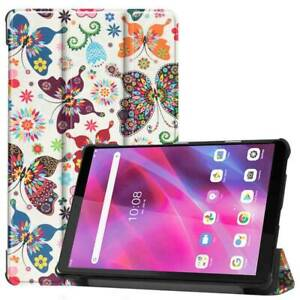 """For Lenovo Tab M8 3rd Gen 8.0"""" Tablet TB-8506F PU Leather Flip Stand Case Cover"""