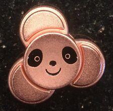 FIDGET SPINNER METALLIC ROSE GOLD PANDA