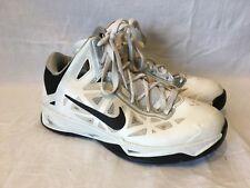 Nike Zoom Hyperchaos Women Size 7.5 White-Black 535273-100