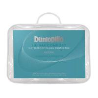 DUNLOPILLO SUPIMA® Cotton Comfort Waterproof Pillow Protector