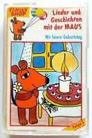 MC Hörspiel Lieder & Geschichten mit der MAUS (1) Wir feiern Geburtstag COLUMBIA