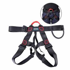 Half Body Climbing Harness for Outdoor Training Caving Rock Climbing Rappelling
