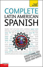 Very Good, Complete Latin American Spanish: Teach Yourself, Kattan-Ibarra, Juan,