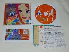 Sega Dreamcast (NTSC-JAP) Space Channel 5