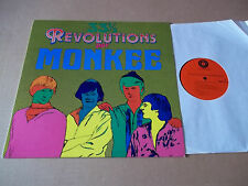 Monkees - 33 1/3 Revolutions Per Monkee Soundtrack rare LP NM