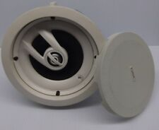 QSC AD-C152T In-Ceiling, Ductwork, Wall Mount Speaker Multi Voltage Capable 400W
