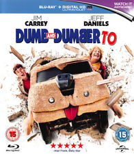Dumb And Dumber To Blu-Ray