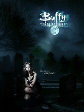 Buffy the Vampire Slayer Version MM 13x19