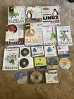 huge lot linux software 6.3 mandrake 7.2 red hat 5.2 6.1 Yellow 6.1 Some Rare!