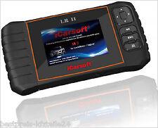 iCarsoft LR II Diagnose Gerät für Jaguar, Land Rover, Service Reset, Parkbremse