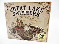 GREAT LAKE SWIMMERS A Forest of Arms CD NEW MINT Still sealed promo