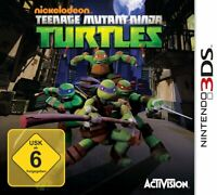 Nintendo 3DS Spiel - Teenage Mutant Ninja Turtles DE/EN mit OVP