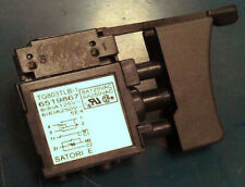Makita 6519867 Tg803Tlb-1 switch, barely used.