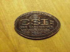 C.S.I. The Experience Las Vegas Nevada.On Elongated Older Cu/Zn cent.#416