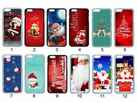 MERRY CHRISTMAS Santa Claus For iPhone iPod Samsung LG Moto SONY HTC HUAWEI Case