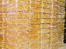 Beautiful & Succulent Comb Dripping with Honey ! 1 lb Pure Organic Honeycomb