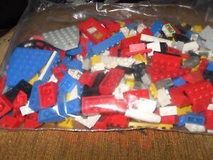 LEGO 400 grams BAG OF Assorted LEGO Bricks, Parts and Pieces - Genuine lego