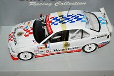 UT MODELS 1/18 SCALE BMW E36 320i STW TOURING CAR - JOHNNY CECOTTO - NEW