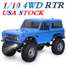 RGT Racing RC Car 1/10 Scale Electric RTR 4wd Off Road Rock Crawler Cruiser HSP