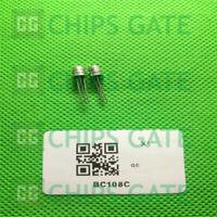 15PCS BC108C Encapsulation:TO-18,npn sisicon transistor