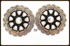 Front Brake Disc Rotors For Suzuki GSXR 600 GSXR 750 GSXR 1000 Wave Rotors