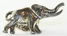 VTG STERLING SILVER ELEPHANT TIE TACK PIN
