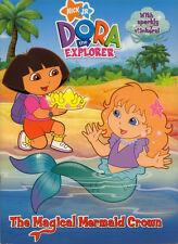 Dora Coloring Book RARE UNUSED