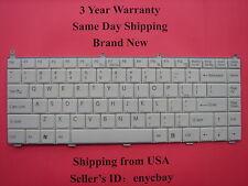 NEW SONY VAIO VGN-FE790 VGN-FE790G VGN-FE790P VGN-FE790PL White Laptop Keyboard