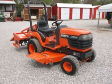 Kubota BX2200 with Mower and Rototiller  CAN SHIP @ $1.85 loaded mile