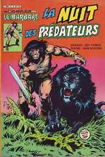 Conan Le Barbare N°15 - La nuit des prédateurs - Arédit-Marvel 1983 - BE