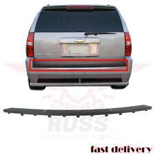 Fits 2007 2014 Chevrolet Suburban 1500 New Rear Bumper Step Pad Black Gm1191130 Fits 2007 Chevrolet Suburban 1500