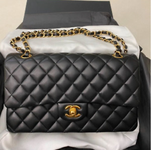 CHANEL Medium Classic Double Flap Hand Bag