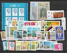 1983 MNH Turkey year collection postfris**