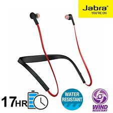 Bluetooth Headset Jabra Halo Smart Wireless Stereo Earbuds For Iphone Red