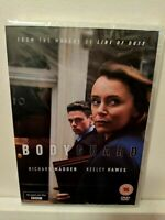 Bodyguard DVD 2018 Richard Madden  Keeley Hawes Mini Series  New Sealed Gift