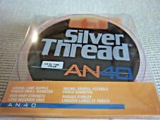 Silver Thread An40 Copolymer Fishing Line - 14-Lb /275 Yds Green Color