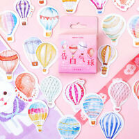 46pcs Confession Balloon DIY Diary Stickers Paper Lables Gifts Packaging Deco SI