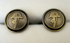 "Robert Graham Cufflinks 15mm 9/16"" As Rare as they come"