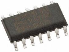 2 X TEXAS Instruments LM837N/NOPB, QUAD OP AMP a basso rumore 25MHz Rail-RAIL SOIC 14