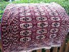 ANTIQUE 1890-1900 BUKHARA  RUG AMAZING  GREAT COLORS  EXCEPTIONAL VERY-VERY FINE