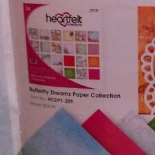 Heartfelt Creations  BUTTERFLY DREAMS PAPER COLLECTION