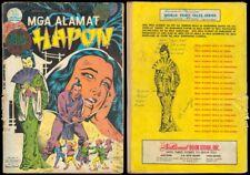 Philippines National Bookstore Comics MGA ALAMAT NG HAPON