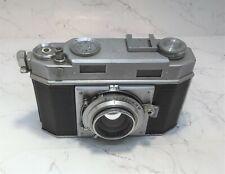AGFA KARAT 36 VINTAGE RANGEFINDER CAMERA - Lens Rodenstock Heligon 1:2 f=5cm