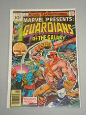 MARVEL PRESENTS #6 VOL 1 MARVEL COMICS GUARDIANS OF THE GALAXY AUGUST 1976