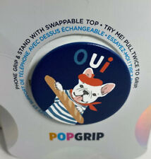 PopSockets Phone Grip FRENCHIE PopGrip PopSocket With Swappable Top