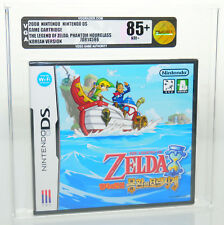 Legend of Zelda Phantom Hourglass   Nintendo DS   KOREAN VERSION SEALED VGA 85+