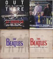 The Beatles  Collectors 1963 1964 Barrett Paul  Live Press 4Title SET 8×CD